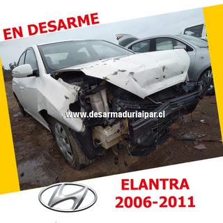 HYUNDAI ELANTRA 1.6 G4FC DOHC 16 VALV 4X2 2006 2007 2008 2009 2010 2011 en Desarme