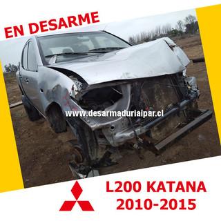 MITSUBISHI L200 KATANA 2.5 4D56T DOHC 16 VALV 4X2 DIESEL 2010 2011 2012 2013 2014 2015 en Desarme