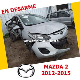 MAZDA 2 1.5 ZY DOHC 16 VALV 4X2 2012 2013 2014 2015 en Desarme