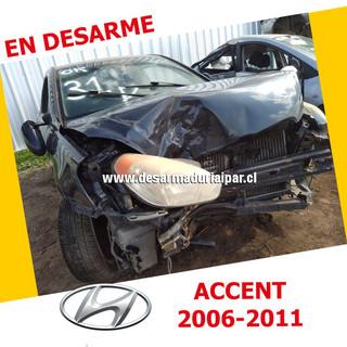 HYUNDAI ACCENT 1.4 G4EE DOHC 16 VALV 4X2 2006 2007 2008 2009 2010 2011 en Desarme
