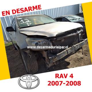 TOYOTA RAV 4 2.4 2AZH DOHC 16 VALV 4X2 2007 2008 en Desarme