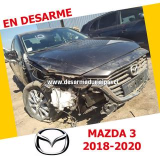 MAZDA 3 1.6 Z6 DOHC 16 VALV 4X2 2018 2019 2020 en Desarme