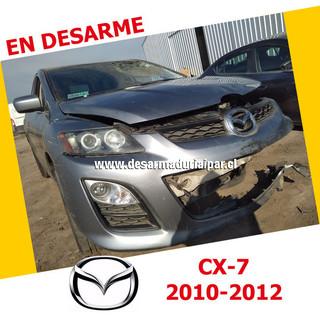 MAZDA CX-7 2.5 L5 DOHC 16 VALV 4X2 2010 2011 2012 en Desarme