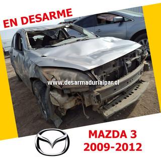 MAZDA 3 1.6 Z6 DOHC 16 VALV 4X2 2009 2010 2011 2012 en Desarme