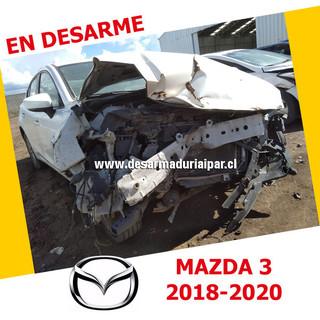 MAZDA 3 2.0 PE DOHC 16 VALV 4X2 2018 2019 2020 en Desarme