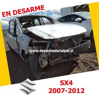 SUZUKI SX4 1.6 M16A DOHC 16 VALV 4X2 2007 2008 2009 2010 2011 2012 en Desarme