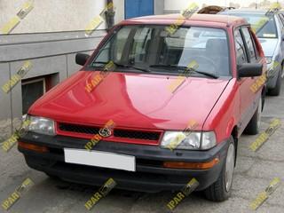Refuerzo Parachoque Delantero Subaru Justy 1989 1990 1991 1992 1993 1994