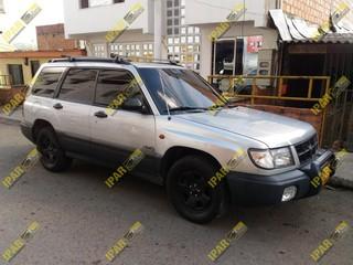 Frontal Lata Subaru Forester 1998 1999 2000 2001 2002