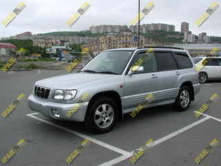 Frontal Completo Subaru Forester 2001 2002