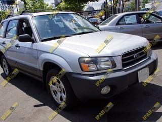 Frontal Lata Subaru Forester 2003 2004 2005 2006