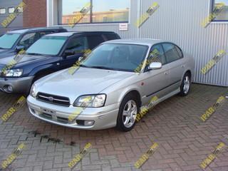 Frontal Completo Subaru Legacy 2000 2001