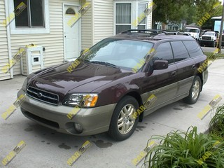 Puerta Trasera Derecha Stw o Sport*** Subaru Outback 2000 2001 2002 2003