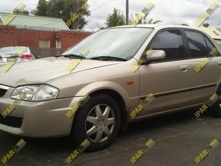 Frontal Completo Mazda 323 1998 1999 2000