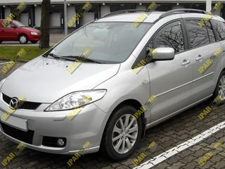 Frontal Lata Mazda 5 2004 2005 2006 2007