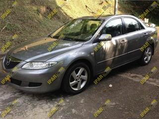 Portalon Con Vidrio Sedan Mazda 6 2002 2003 2004 2005 2006 2007 2008