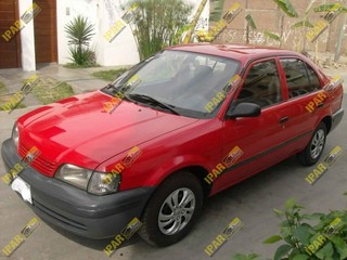 Frontal Completo Toyota Tercel 1998 1999 2000 2001 2002