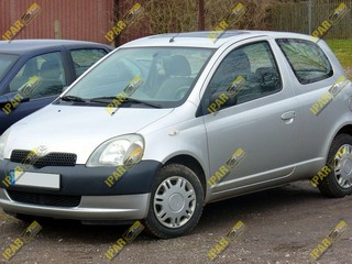 Portalon Lata Toyota Yaris Sport 1998 1999 2000 2001 2002 2003 2004 2005
