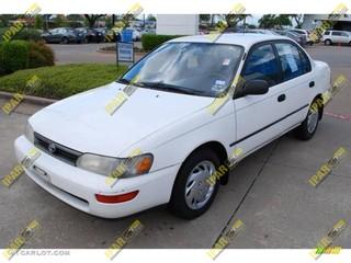 Frontal Lata Toyota Corolla 1993 1994 1995 1996