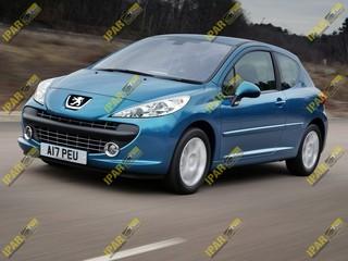 Frontal Lata Peugeot 207 Premiun 2008 2009 2010 2011 2012 2013 2014 2015