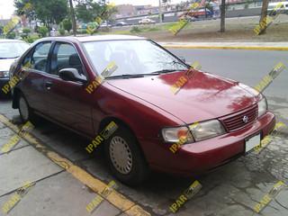 Frontal Lata Nissan Sentra 1996 1997 1998 1999 2000
