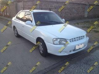 Puerta Trasera Izquierda Sedan*** Hyundai Accent Prime 2000 2001 2002