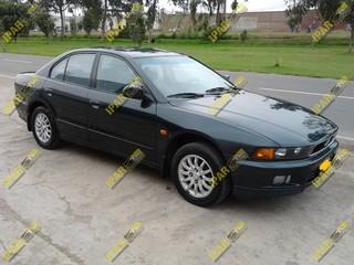 Frontal Lata Mitsubishi Galant 1998 1999 2000 2001 2002 2003 2004 2005 2006 2007