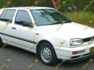 Frontal Lata Volkswagen Golf 1993 1994 1995 1996 1997 1998 1999