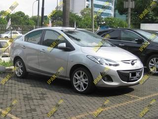 Maleta Mazda 2 2005 2006 2007 2008 2009 2010 2011 2012 2013 2014 2015