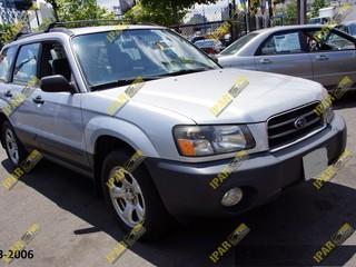 Frontal Lata Subaru Forester 2003 2004 2005 2006 2007 2008