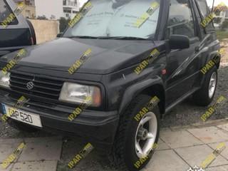 Portalon Con Vidrio Suzuki Vitara 1993 1994 1995 1996 1997 1998 1999 2000