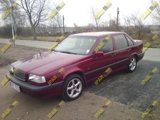 Frontal Lata Volvo 850 1992 1993 1994 1995 1996 1997 1998 1999 2000