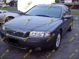 Frontal Lata Volvo S80 2000 2001 2002 2003 2004 2005 2006