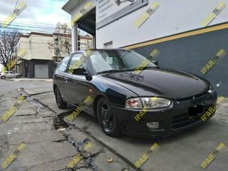 Puerta Delantera Izquierda Cupe Mitsubishi Colt 1997 1998 1999 2000 2001 2002 2003