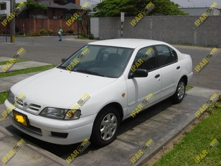 Frontal Completo Nissan Primera 1997 1998 1999