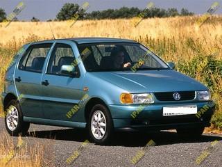 Puerta Trasera Izquierda Stw o Sport*** Volkswagen Polo 1995 1996 1997 1998 1999 2000