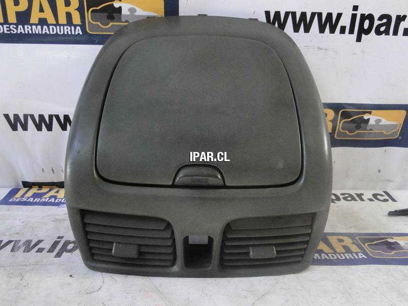 Rejilla De Tablero Central Z Nissan Sentra 2001 2002 2003