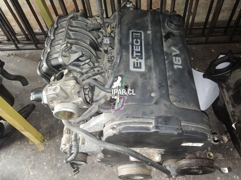 Motor Bencinero Block Culata 14 Chevrolet Aveo 2004 2005 2006 2007