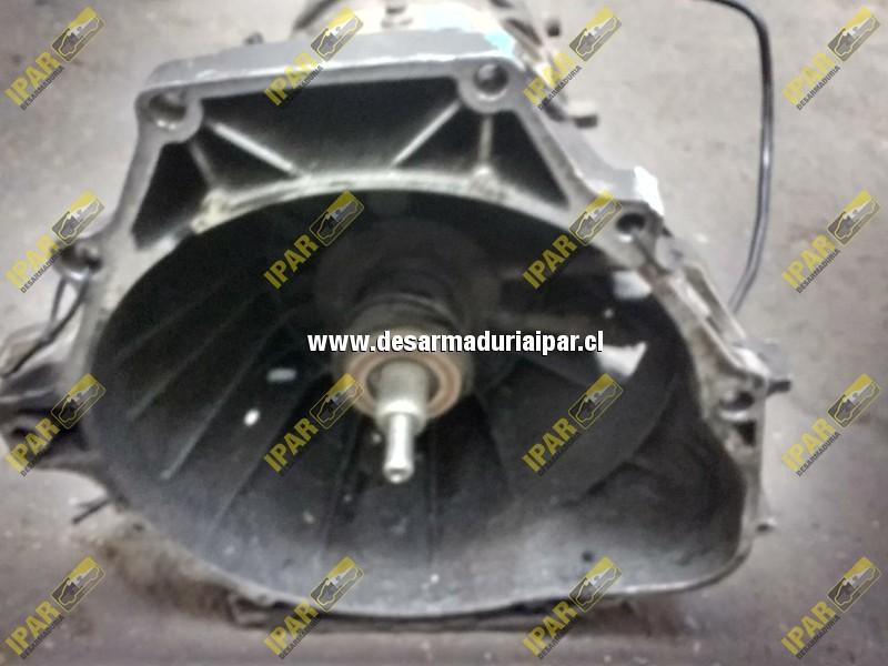 Caja Cambio Mecanica 4x2 22 Chevrolet S10 1998 1999 2000 2001