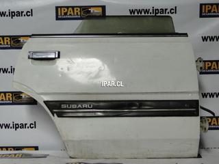 Puerta Trasera Derecha Sedan*** Subaru Loyale 1988 1989 1990 1991 1992 1993 1994