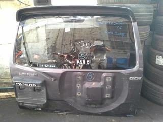 Portalon Con Vidrio Mitsubishi Montero V6 2002 2003 2004 2005 2006 2007