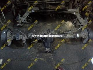 Tren (Yugo) Trasero Con Diferencial 4X4 Con ABS Nissan Navara 2008 2009 2010 2011 2012 2013 2014 2015 2016