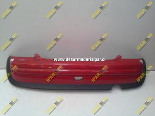 Parachoque Trasero Stw Sport Mini Cooper 2003 2004 2005 2006 2007