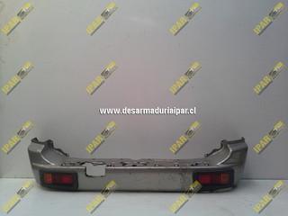 Parachoque Trasero Stw Sport Mitsubishi Montero Sport 1998 1999 2000 2001 2002