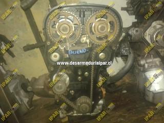 Motor Bencinero Block Culata 1.6 Modelo A16DMS Daewoo Nubira 1996 1997 1998 1999 2000 2001 2002 2003 2004