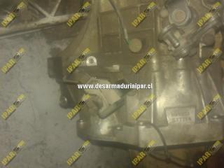 Caja Cambio Mecanica 4x2 1.1 Kia Morning 2004 2005 2006 2007