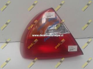 Foco Trasero Izquierdo Sedan Mitsubishi Lancer 1999 2000 2001