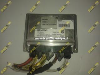 Computador De Motor 3.0 4X4 5WK93022 DME MS45.0 BMW 530 2005 2006 2007 2008 2009 2010