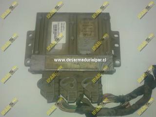 Computador De Motor 4x2 MC PSA 21646087-4 Peugeot 206 1998 1999 2000 2001 2002 2003 2004 2005 2006 2007 2008 2009 2010 2011 2012