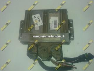 Computador De Motor 1.4 PSA 9647284780 Peugeot 206 1998 1999 2000 2001 2002 2003 2004 2005 2006 2007 2008 2009 2010 2011 2012