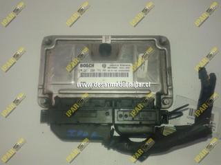 Computador De Motor 4X2 MC U9 96842730 Chevrolet Captiva 2007 2008 2009 2010 2011 2012 2013 2014 2015 2016
